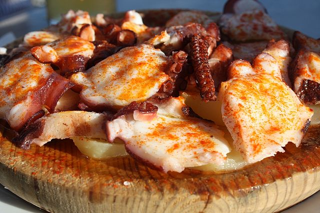 Spain Dishes