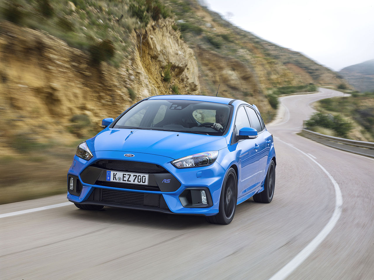 Ford Focus RS : The Perfect Tuner Car? - The Muse Box