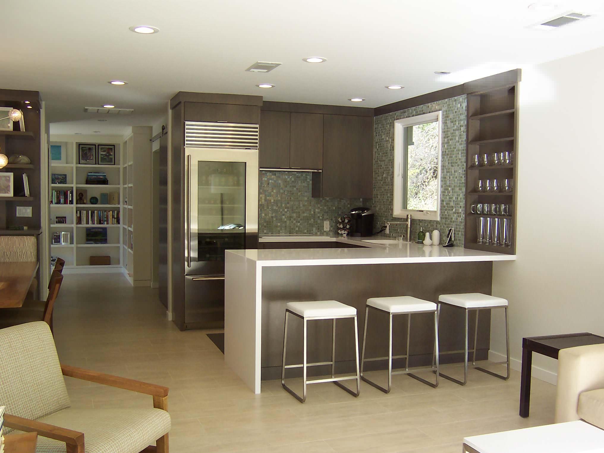 Kitchen Peninsula Ideas The Muse Box