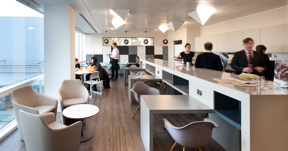 Workplace archives the muse box for Most innovative office spaces